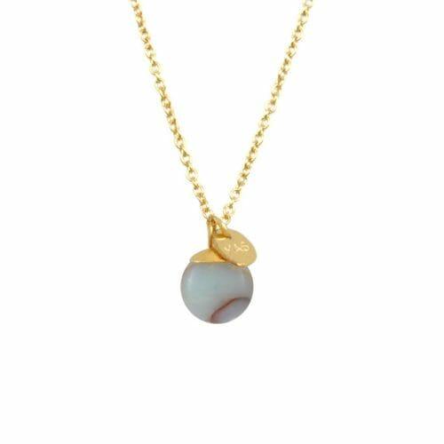 Mas Jewelz necklace Classic Serpentine Gold