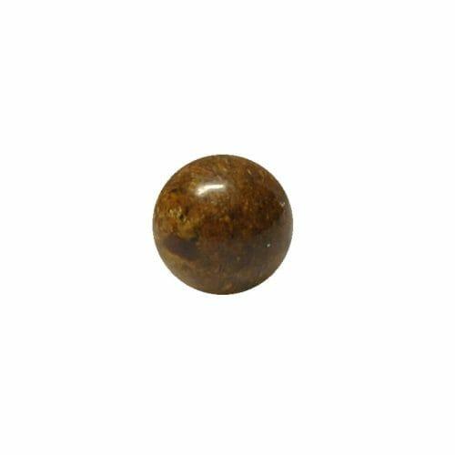 Mas Jewelz Gemstone Bronziet 8 mm