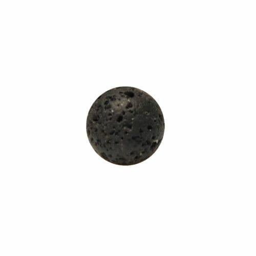 Mas Jewelz Gemstone Lava 8 mm